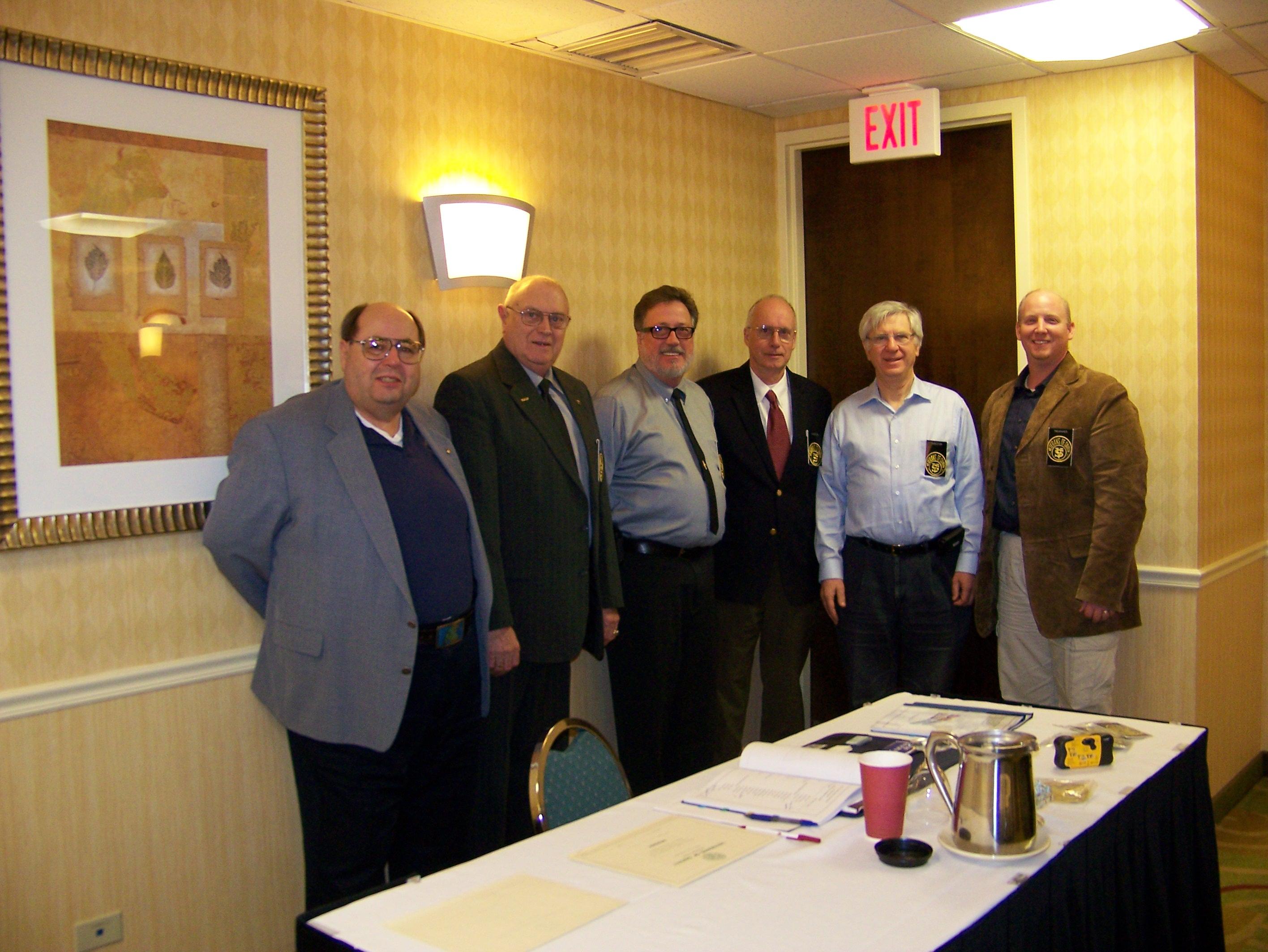 February 2009 Board of Directors Meeting